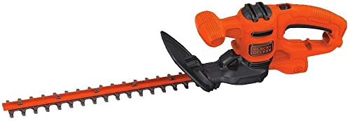BLACK DECKER BEHT100 Hedge Trimmer Renewed