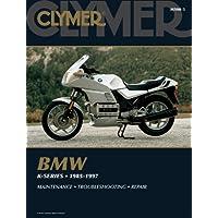 Bmw K-Series, 1985-1997 (Clymer Motorcycle Repair)