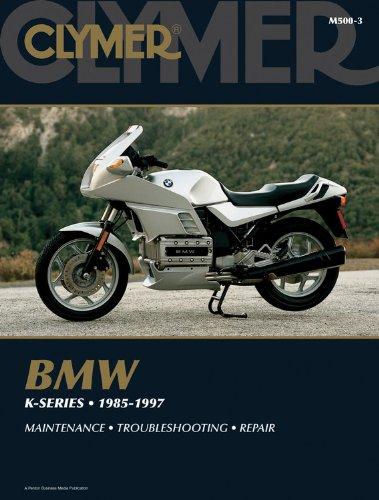 BMW K-Series 1985-1997 (CLYMER MOTORCYCLE REPAIR)