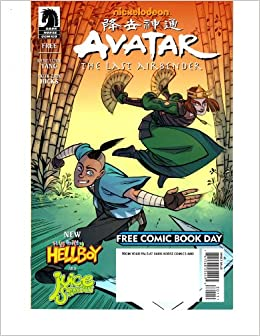 avatar the last airbender free comic book day
