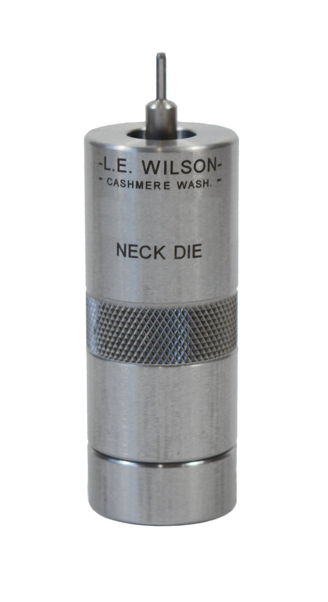 L.E. Wilson SND-6XC 6mm XC Neck Sizing Die, Stainless Steel