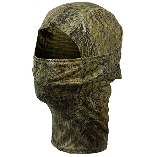 - Woodland Oak Tactical Mossy Tree Leaf Advantage Hunting Military Camo Camoflauge Balaclava Face Mask Hunting