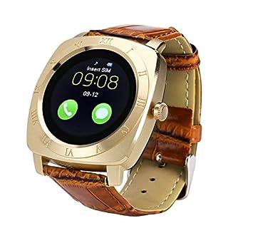 AlbitaStore SmartWatch X3 Multi-idioma Bluetooth reloj ...