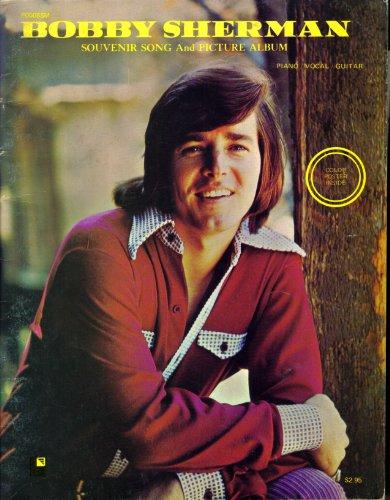 Bobby Sherman Souvenir Song and Picture Album (Piano-Vocal-Guitar)