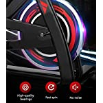Allenamento-Spin-Bike-Professionale-Cyclette-Aerobico-Home-Trainer-Volano-in-Acciaio-Inossidabile-Infinitamente-Variabile-Quadrante-Lcd-Silenziamento-Del-Controllo-Magnetico