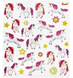 Hobby Stickers with Unicorn