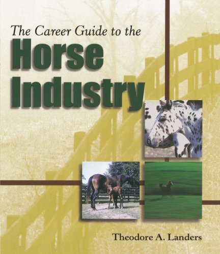 The Career Guide to the Horse Industry by Brand: Cengage Learning