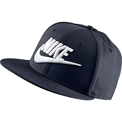 Nike Mens Nike True Sb-Futura Hat, Black, One Size
