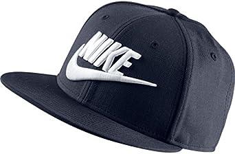 Nike Kappe Futura True Gorra, Unisex, Azul-Azul, Blanco, Talla ...