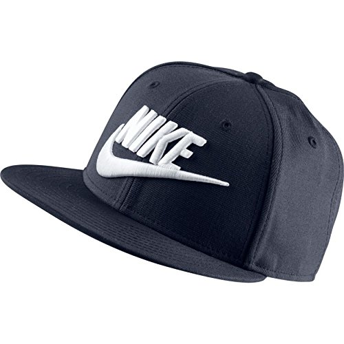 79e45890ba1998 Nike Mens Futura True 2 Adjustable Snapback Hat Obsidian Blue/White  584169-436