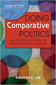 the different approaches to comparative politics 126 comparative political studies hypotheses are developed in qualitative analysis by contrast, although statis-tical approaches certainly also systematically compare aspects of cases, they.