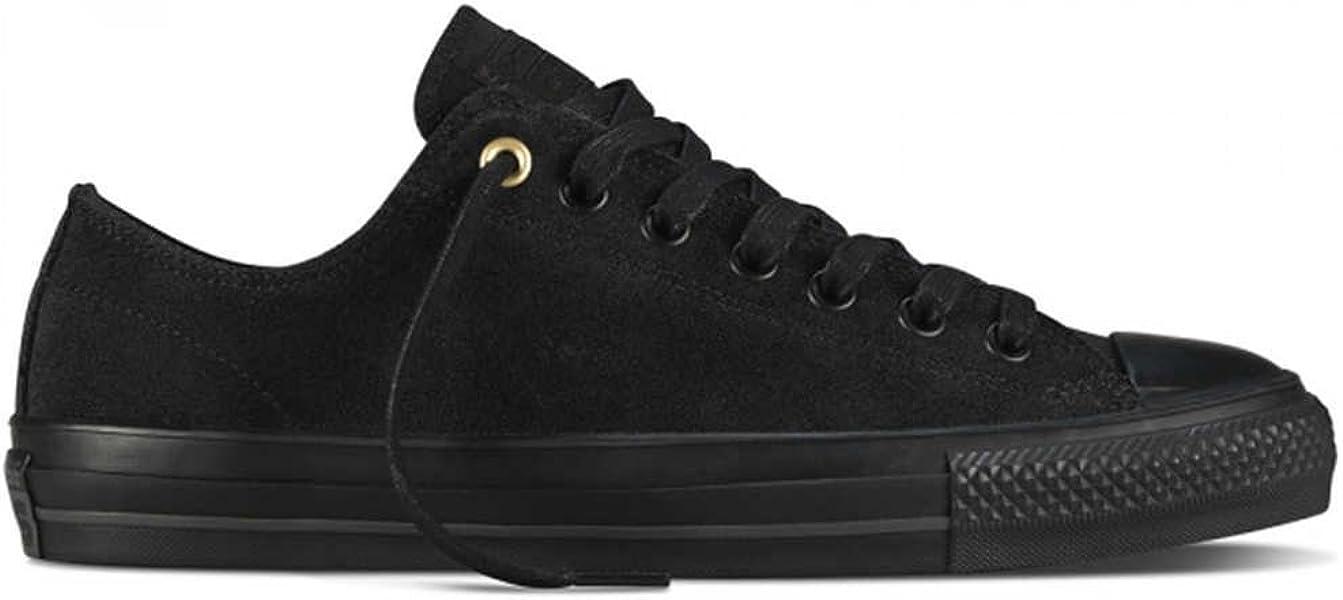 f7fb002f7b7a Converse Unisex One Star Pro Ox Black Black Storm Wind Skate Shoe 11.5
