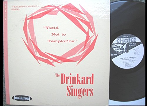 - yield not to temptation LP