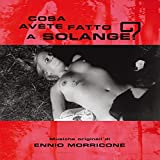 Cosa Avete Fatto a Solange?/Limited Édition Red Vinyl