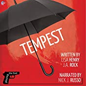 Tempest: Playing the Fool, Book 3 | Lisa Henry, J.A. Rock