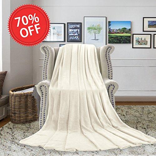 H.VERSAILTEX Super Cozy Soft Premium Plush Flannel Fleece Th