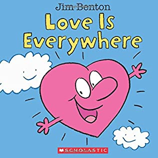 book cover of Love Is Everywhere
