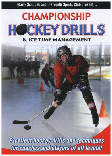 Ice Hockey Coaching:Championship Hockey Drills - Hockey Tips