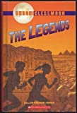 Chronicles of the Moon: The Legends: Legend of the Pharaoh's Tomb; Legend of the Lost City; Legend of the Anaconda Kind; Legend of the Golden Elephant (4 books in 1) by Allan Frewin Jones (2006-05-03)