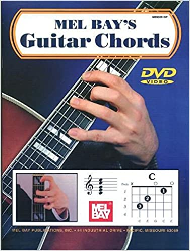 Mel Bay Guitar Chords Mel Bay 9780786629138 Amazon Books