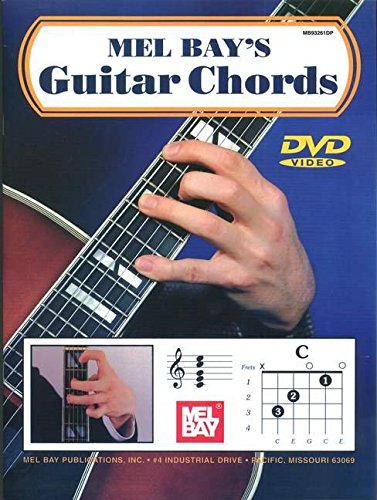 Mel Bay Guitar Chords: Mel Bay: 9780786629138: Amazon.com: Books