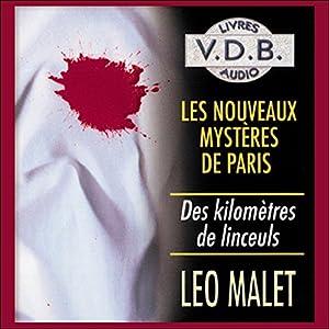 Des kilomètres de linceuls (Les nouveaux mystères de Paris 2) Hörbuch