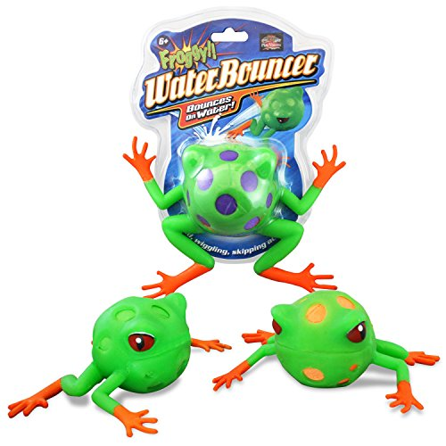 Play Visions Froggy Water Bouncer, Comes in Assorted Colors