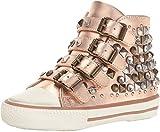 Ash Girls' Viper-T Sneaker, Rose Gold, 24 M EU Toddler (7.5 US)