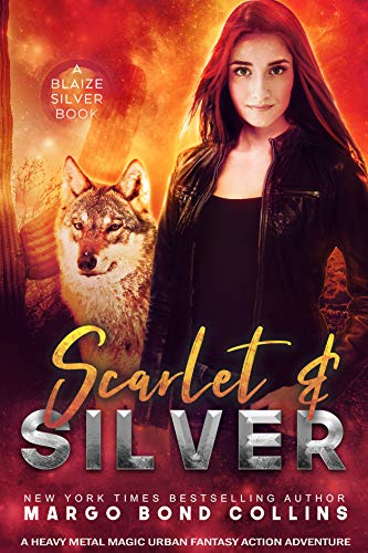Pdf Mystery Scarlet and Silver: An Urban Fantasy Action Adventure ( Heavy Metal Magic: Blaize Silver Book 1)