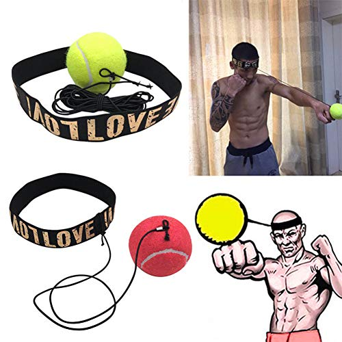 Boxing Fight Ball Training Accessories Equipment Reflex Speed Ball Muay Thai