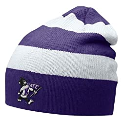 Kansas State Vintage Logo Knit Beanie Cap
