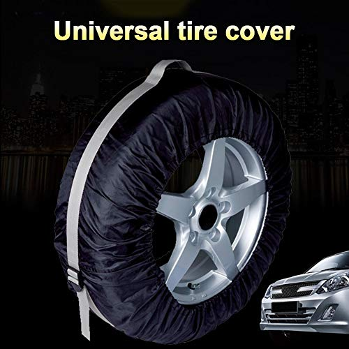 LoLa Ling Car Vehicle Spare Tire Cover Protection Protector Auto Portable Durable Storage Bag by LoLa Ling (Image #3)