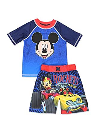 Amazon.com: Mickey Mouse and The Roadster Racers Toddler