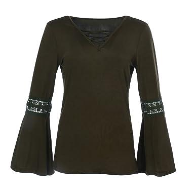 sexy Langarmshirt