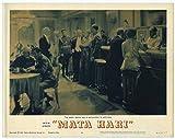 Mata Hari POSTER Movie (1931) Style A 11 x 14 Inches - 28cm x 36cm (Greta Garbo)(Ramon Novarro)(Lionel Barrymore)(Lewis Stone)(C. Henry Gordon)
