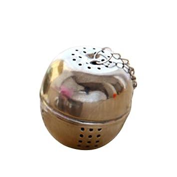 joyliveCY Malla de acero inoxidable bola de té infusor colador