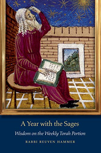 Pdf Bibles A Year with the Sages: Wisdom on the Weekly Torah Portion (JPS Daily Inspiration Series)