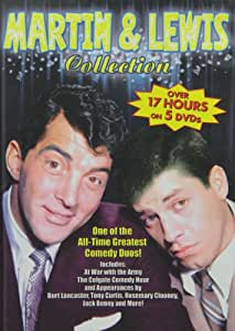 Martin & Lewis Collection (Colgate Comedy Hour / At War With the Army)