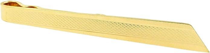 Alfiler de corbata de oro amarillo de 9 quilates (52 mm de ...