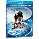 Blind Side, The / Dolphin Tale (DBFE)(BD) [Blu-ray]