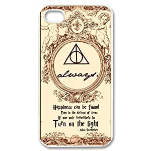 Harry Potter Case for Iphone 4,4s & Designed the Marauders Mapcase for Iphone 4,4s...