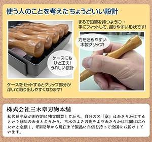 Power Grip Carving Tools, Five Piece Set