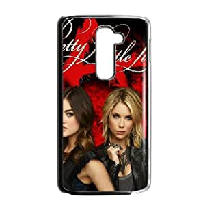 Pretty Little Liars LG G2 Cell Phone Case Black