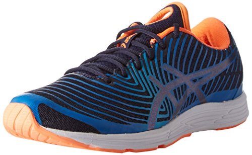 Tri Asics Hyper de Chaussures 3 Directoire Hot Running Gel Multicolore Blue Orange Homme Peacoat nRRxrawE