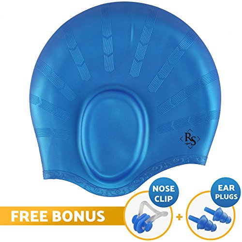 Royal Swim Cap Long Hair product image