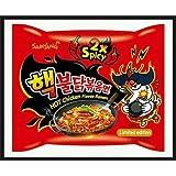 Samyang 2X Spicy Hot Chicken Flavor Ramen_KOREAN SPICY NOODLE (140g Each) (20 packs)