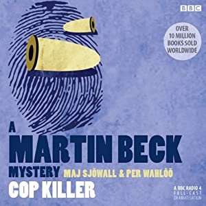 Martin Beck: Cop Killer Audiobook