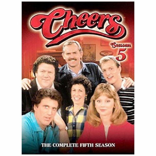 Cheers: The Complete Fifth Season (Digipack Packaging, 4PC)