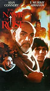 Name of the Rose [VHS]