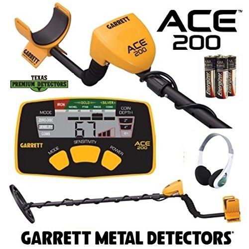 Garrett Detector Waterproof Search Headphones product image